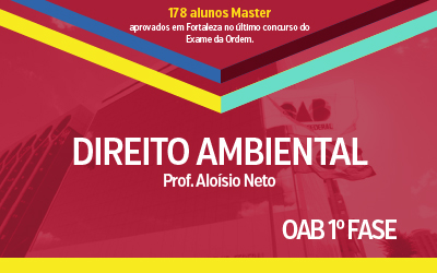 OAB 1ª Fase - Direito Ambiental