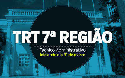 TRT 7ª Região (Técnico)