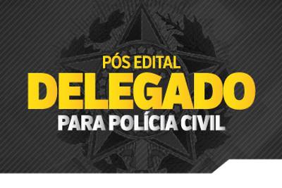 Delegado - Polícia Civil/CE