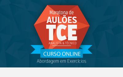 Maratona de Aulões - TCE/CE