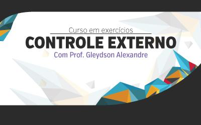 CURSO DE CONTROLE EXTERNO EM EXERCÍCIOS