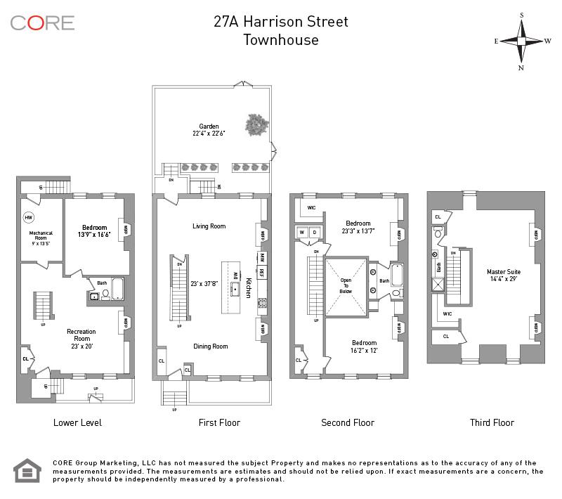 37 Harrison St, New York, NY 10013