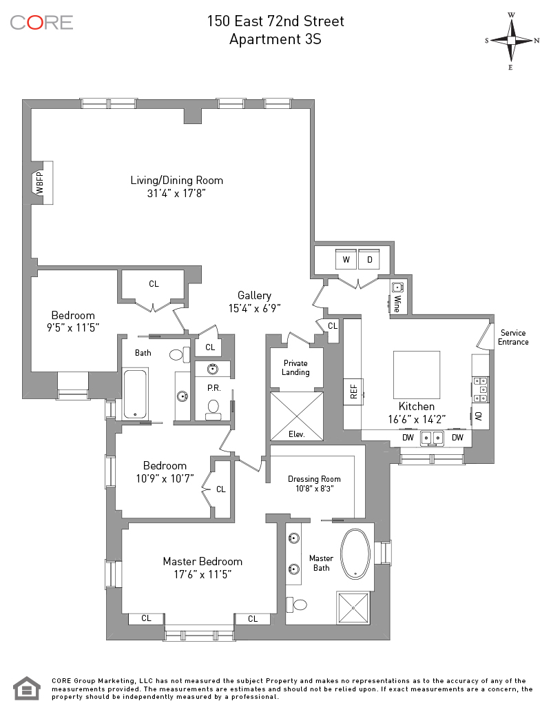 150 East 72nd St 3S, New York, NY 10021
