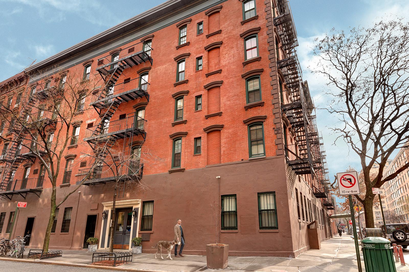 92 Horatio St 1S New York NY 10014