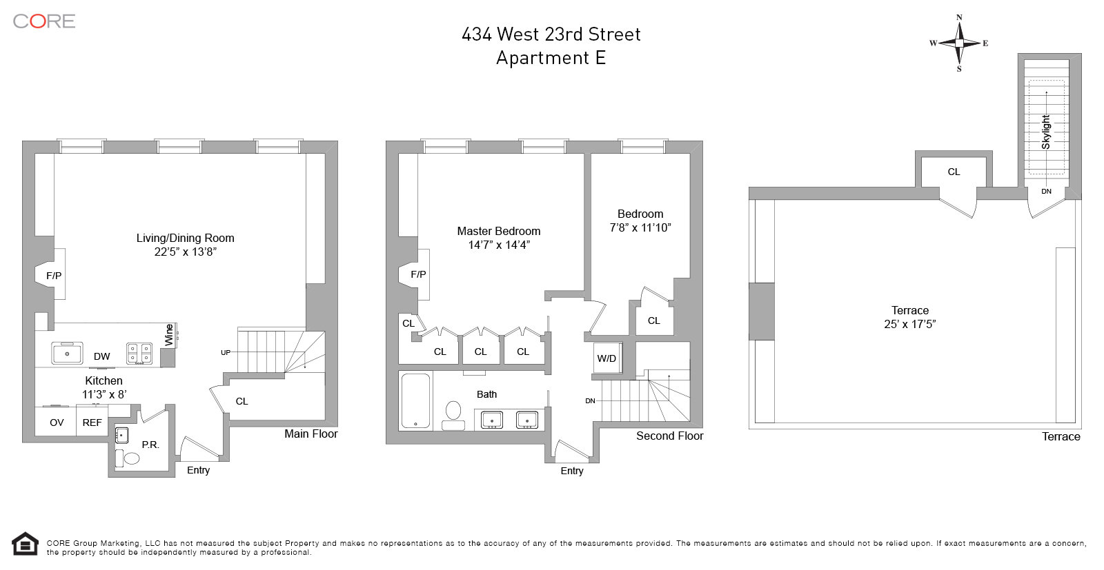 434 West 23rd St. E, New York, NY 10011
