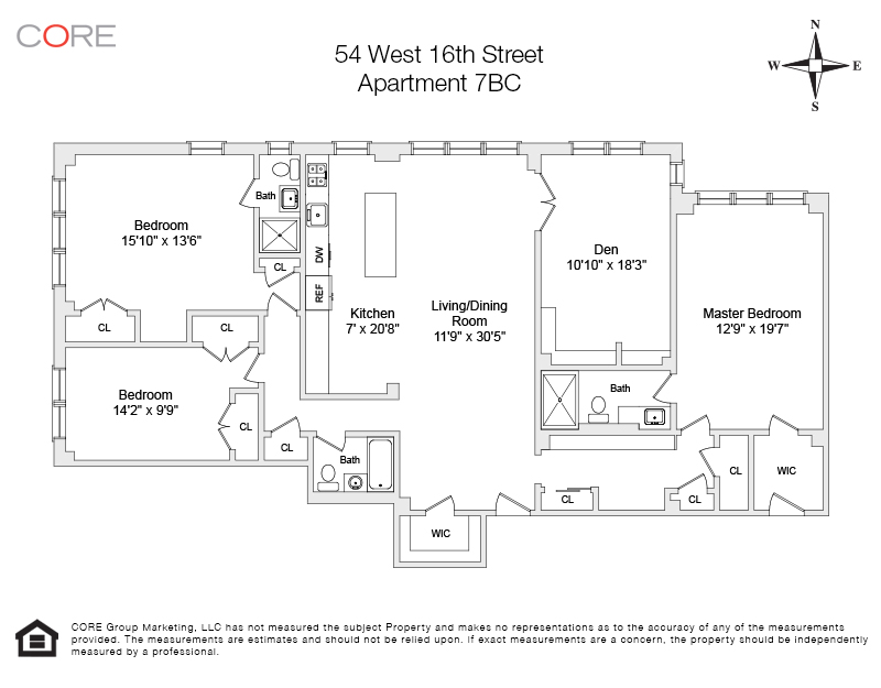 54 West 16th St. 7BC, New York, NY 10011