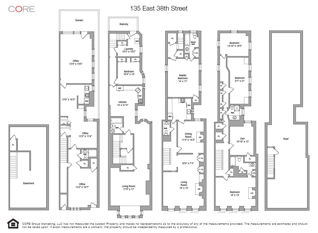 135 East 38th St., New York, NY 10016