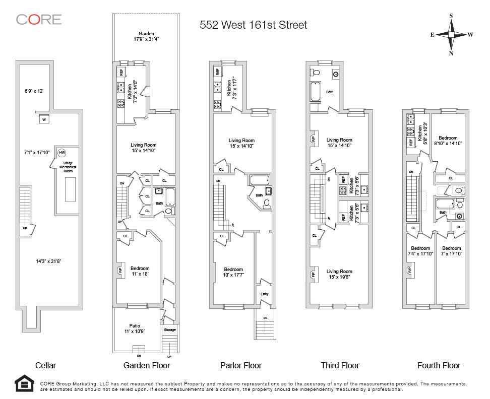 552 West 161st St., New York, NY 10032