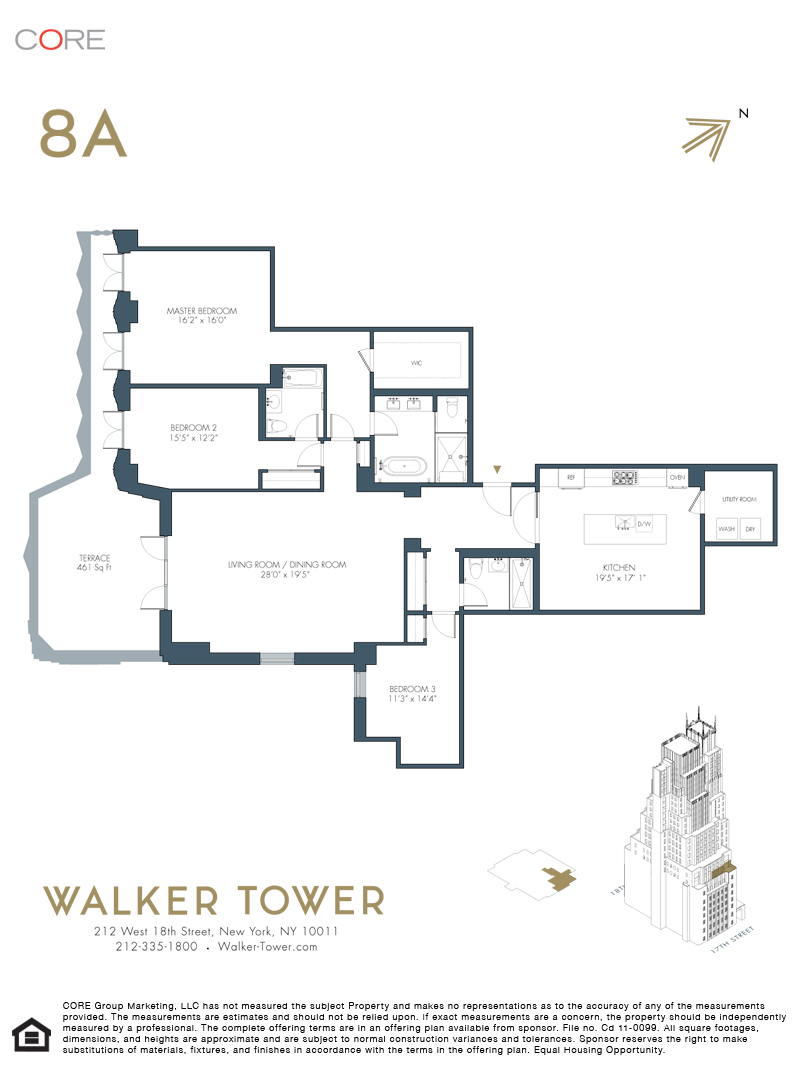 212 West 18th St. 8A, NEW YORK, NY 10011