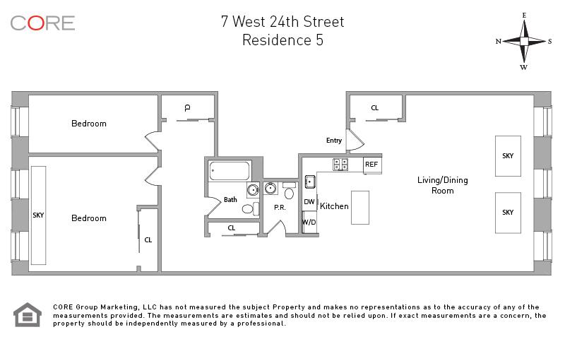 7 West 24th St. 5, New York, NY 10011