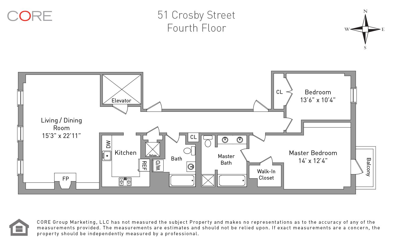 51 Crosby St. 4th Floor, New York, NY 10012
