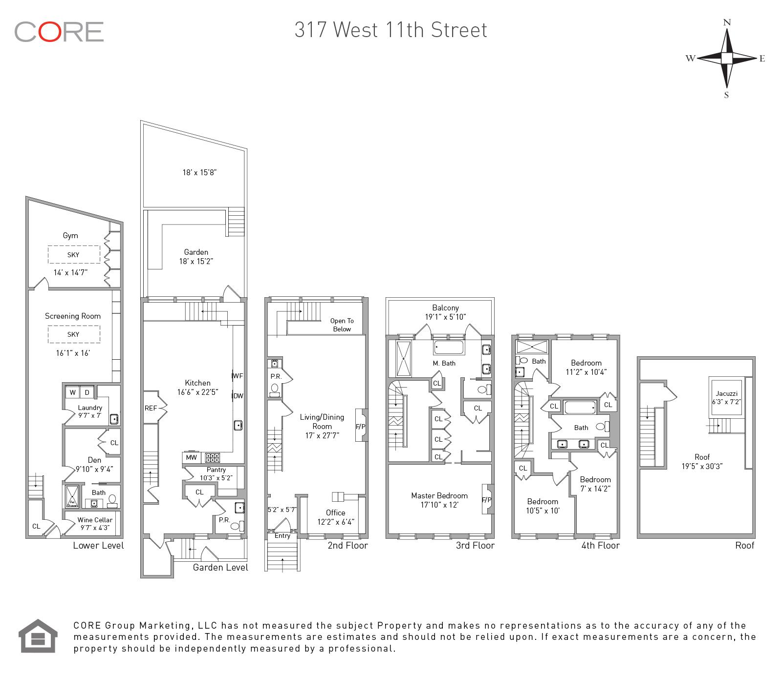 317 West 11th St., New York, NY 10014