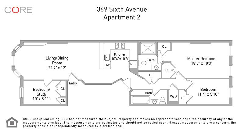 369 6th Ave. 2, Brooklyn, NY 11215