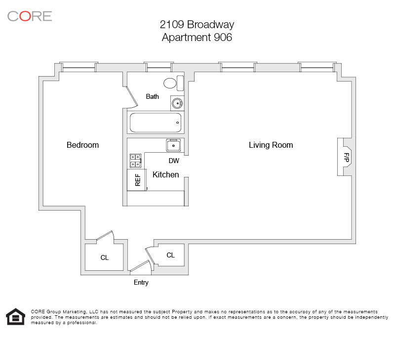 2109 Broadway 906, New York, NY 10023