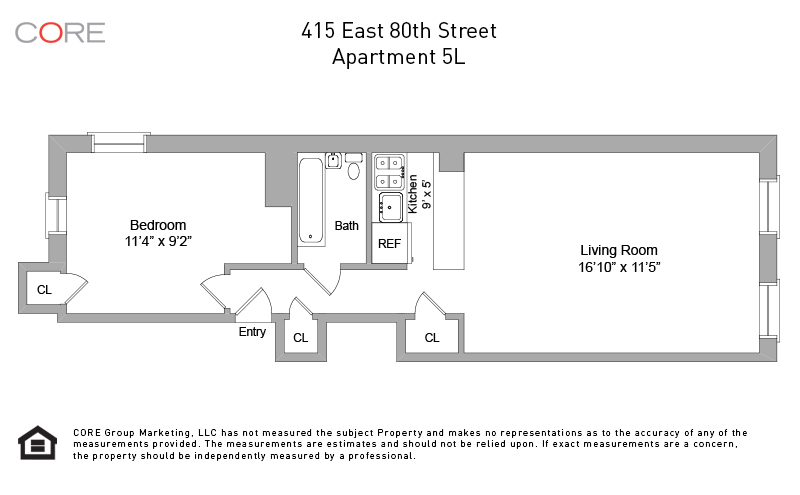 415 East 80th St. 5L, New York, NY 10075