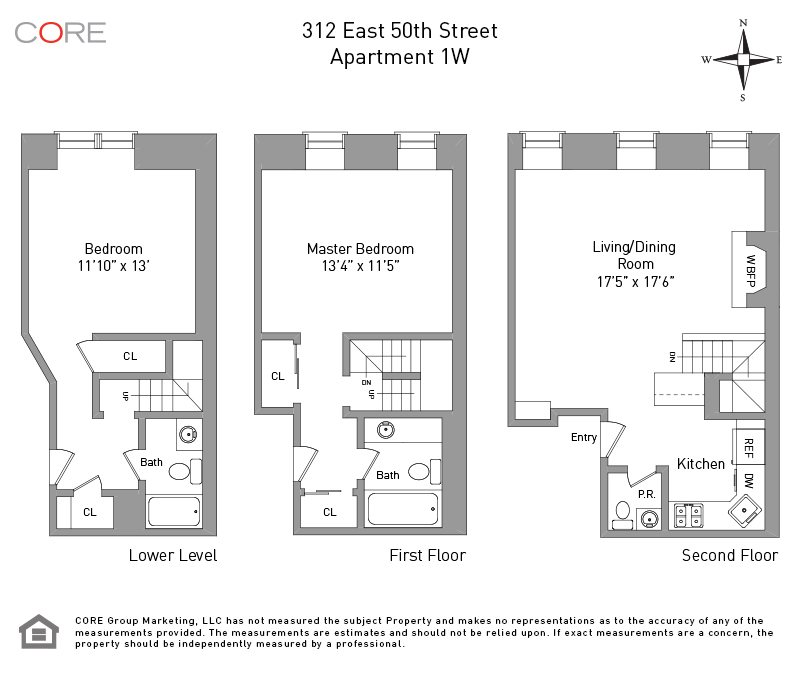 312 East 50th St 1WEST, New York, NY 10022