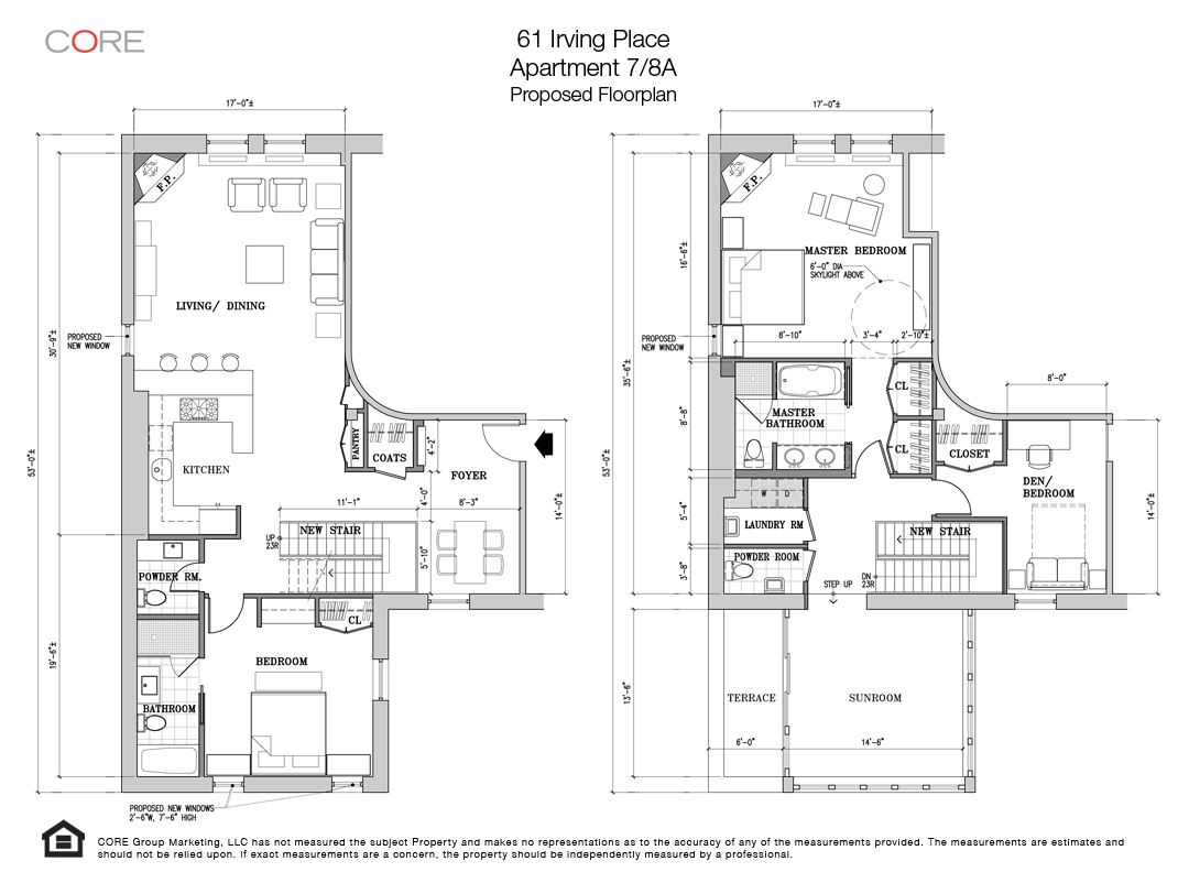 61 Irving Place 7/8A, New York, NY 10003
