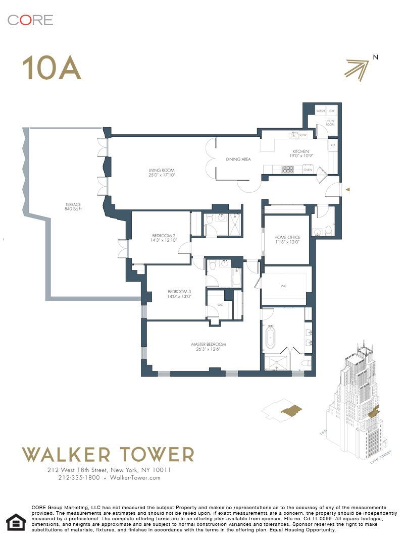 212 West 18th St. 10A, NEW YORK, NY 10011