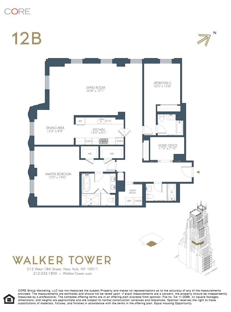 212 West 18th St. 12B, NEW YORK, NY 10011