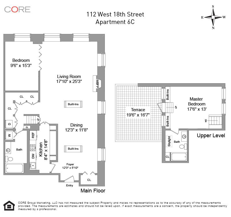 112 West 18th St. 6C, New York, NY 10011
