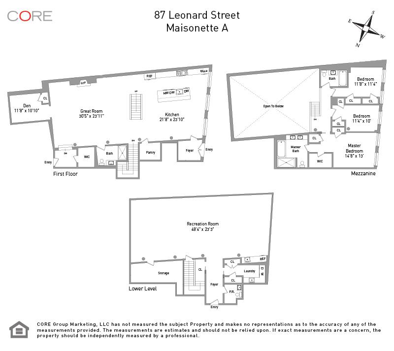 87 Leonard St. MAISA, New York, NY 10013