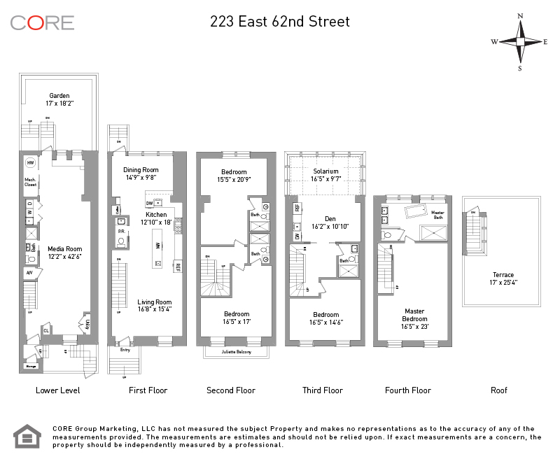 223 East 62nd St., New York, NY 10065