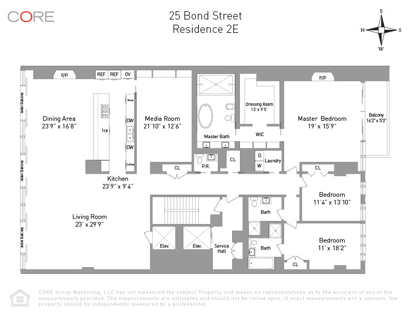 25 Bond St. 2E, New York, NY 10012