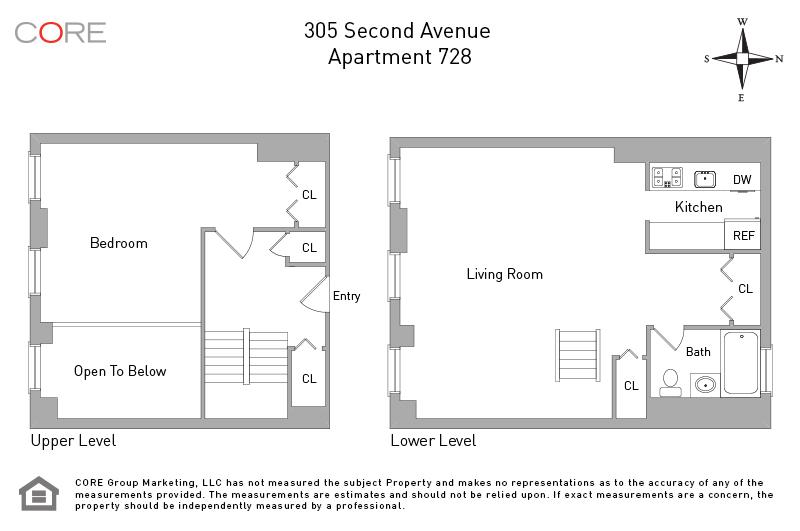 305 Second Ave. 728, New York, NY 10003
