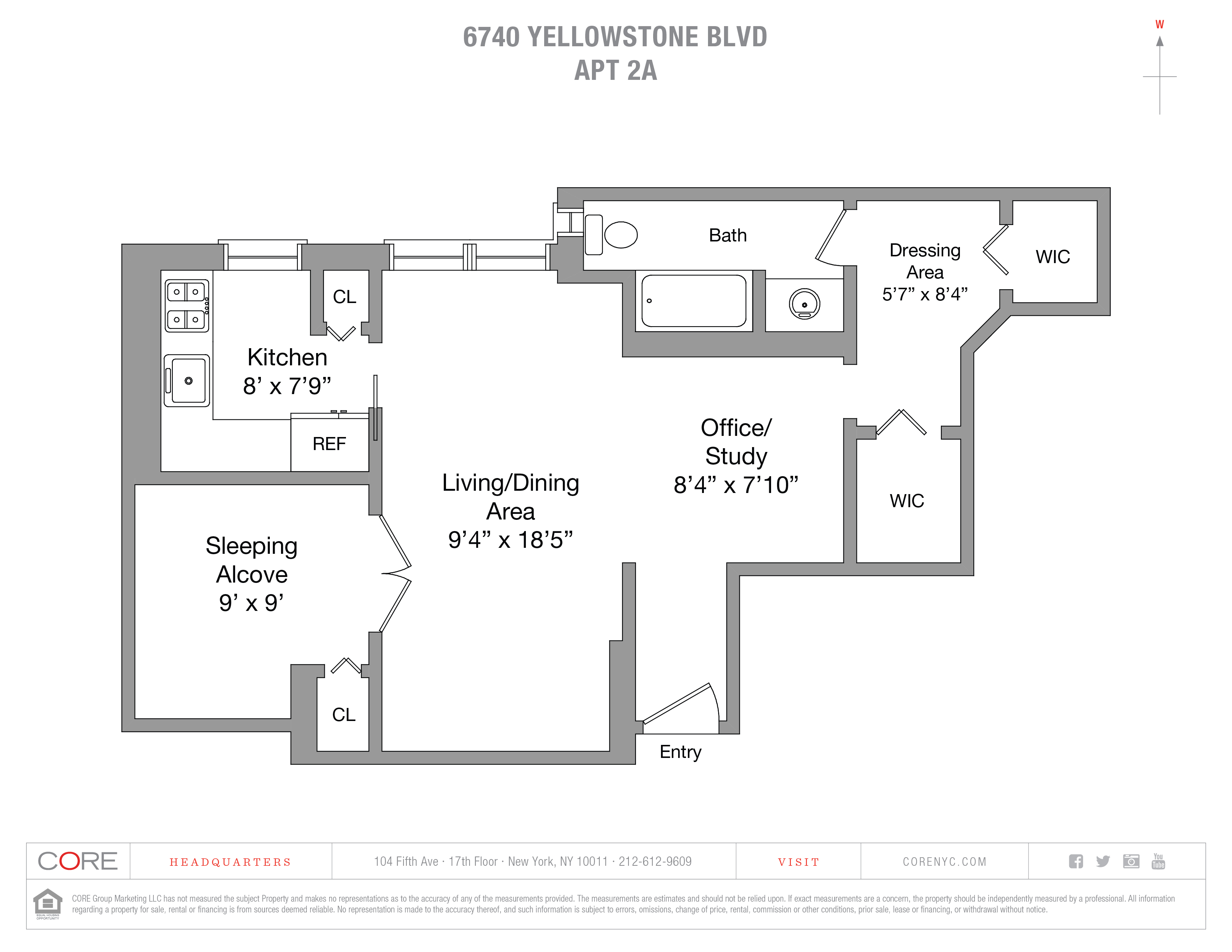 67-40 Yellowstone Blvd. 2A, Queens, NY 11375