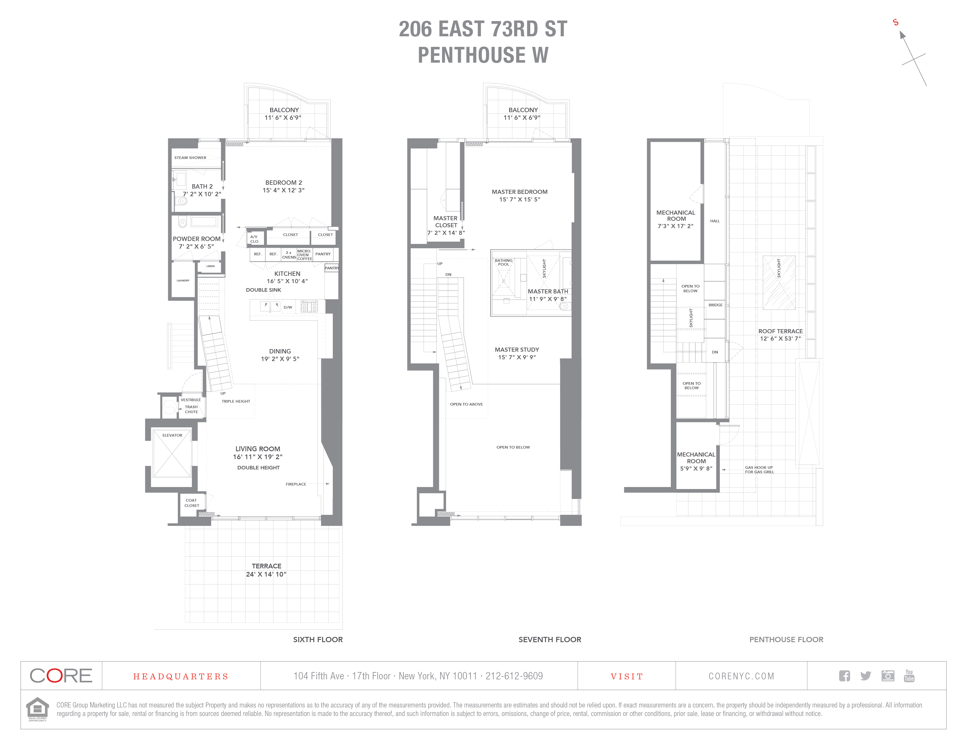 206 East 73rd St. PHW, New York, NY 10021