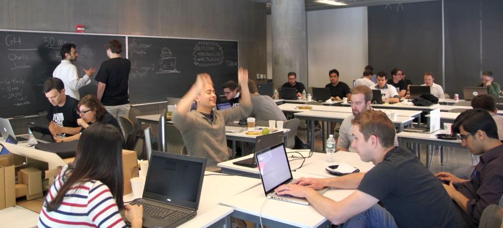 hackathon moment