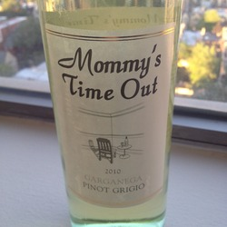 Mommy's Time Out Italy Wine