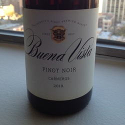 Buena Vista Carneros  United States Wine