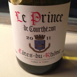 Le Prince de Courthézon France Wine