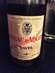 Château d'Aquéria France Wine