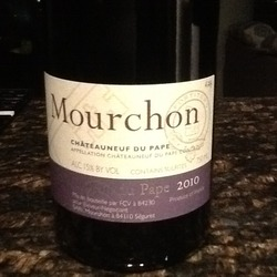 SARL Mourchon Chateaunuef-du-pape France Wine