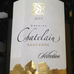 Domaine Chatelain Sancerre France Wine