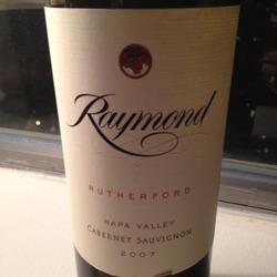 Raymond Cabernet Sauvignon United States Wine