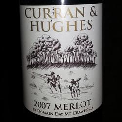 Curran & Hughes Merlot Australia Wine