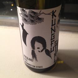 Kung Fu Girl United States Wine