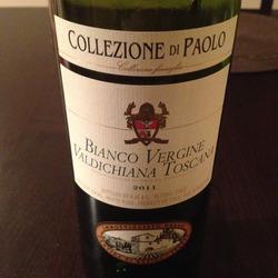 Bianco Vergine Valdichiana Toscana  Wine