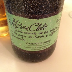 Mosen Cleto Grenache  Wine