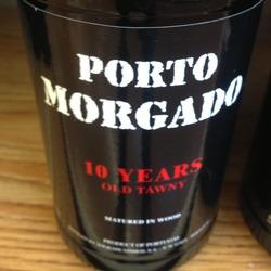 Porto Morgado 10 Years Old Tawny  Wine