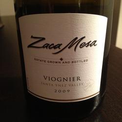 Zaca Mesa Viognier  Wine