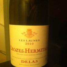 Crozes-Hermitage Les Launes France Wine