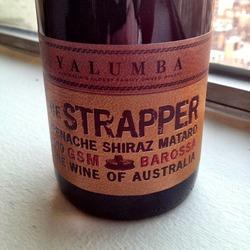 The Strapper  Wine