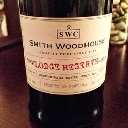 Smith Woodhouse Lodge Reserve Porto  Wine