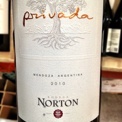 Bodega Norton Privada  Wine