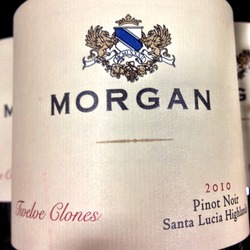 Morgan Twelve Clones Pinot Noir   Wine