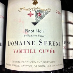 Yamhill Cuvée Pinot Noir  Wine